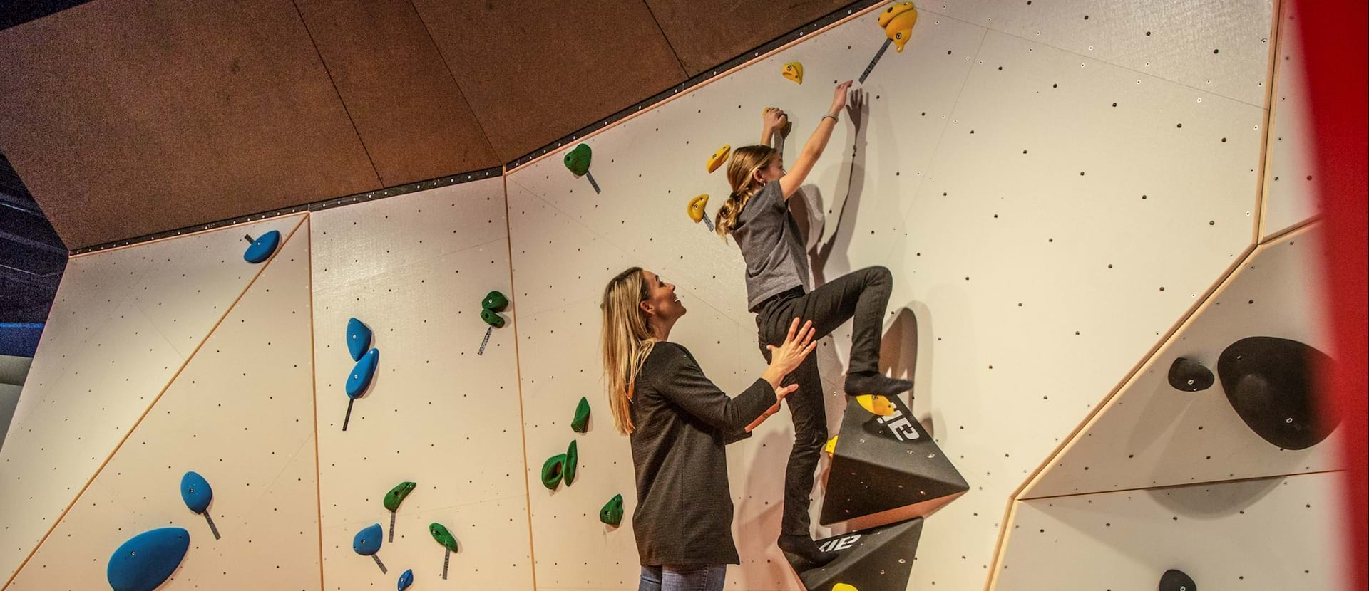 Testcentret Bouldering - Foto: David Trood