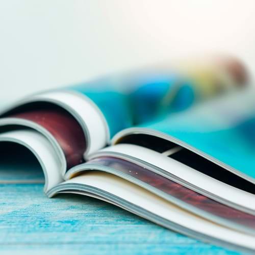 Publikationer Magasiner
