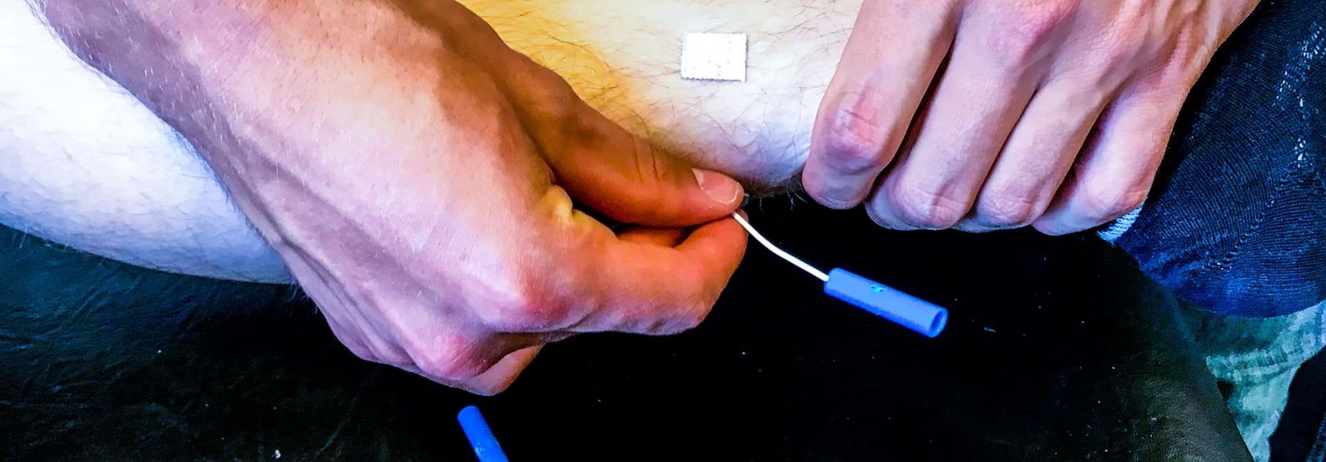 Elektrode Ben Web