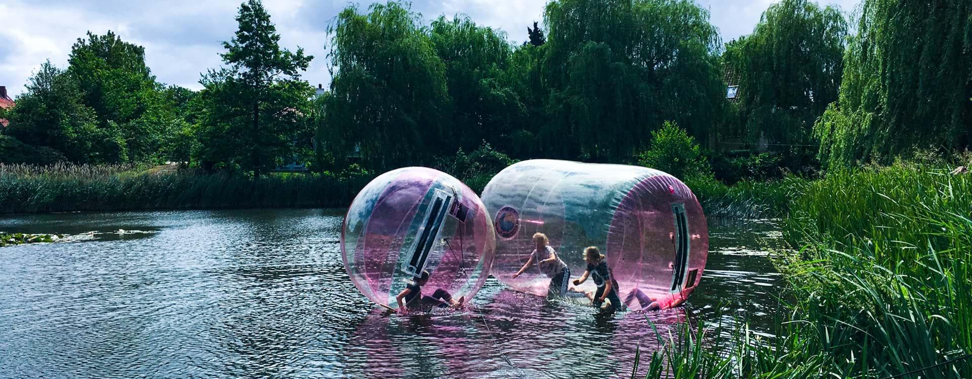 Sommercamp Bobler I Søen Web