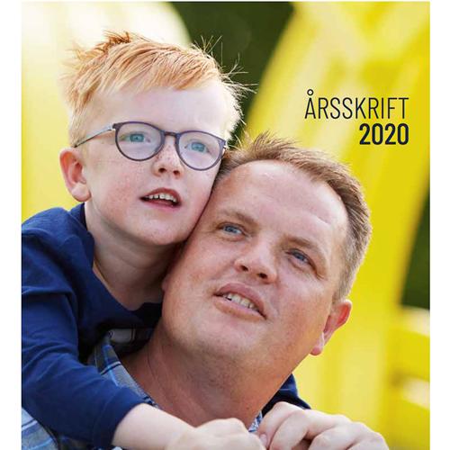 Forside Årsskrift 2020