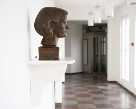 Helene Elsass skulptur