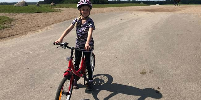 Cykelskole i Dyrehaven