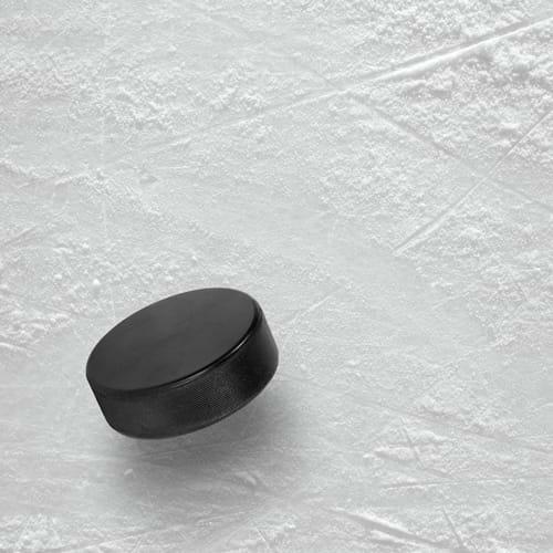 El-Hockey puk